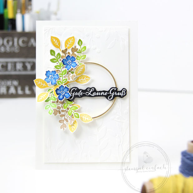 zauberhafte gruesse-sylwia schreck for stampin up