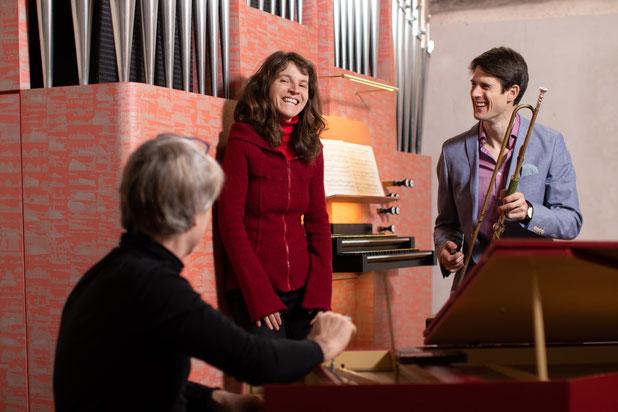 Konzert in der Annenkappelle Freiberg am 8. Februar 2020 um 16.00 Uhr