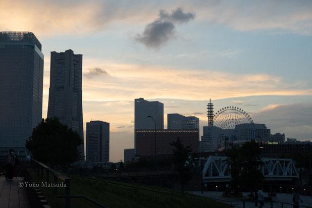 みなとみらい撮影会 横浜写真教室