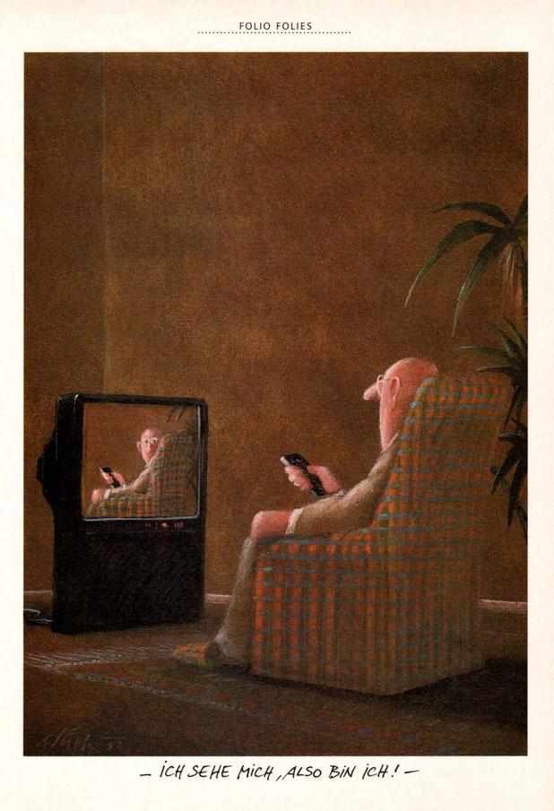 Autor: Gerhard Glück (*1944), Quelle: NZZ-Folio Dezember 1993