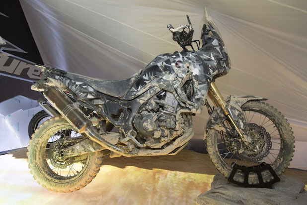 2015 Honda True Adventure Prototype