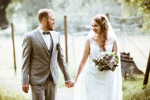Fotograf, Hochzeitsfotograf Brautpaarshooting