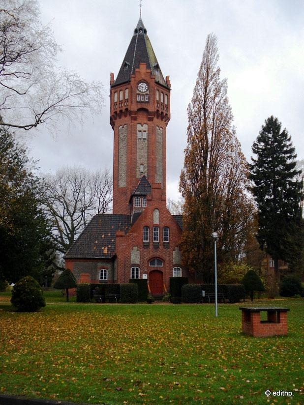 Der Wasserturm der Psychiatrie