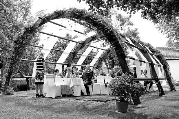 Hochzeit Schmiedelandhaus Greifender Rossau