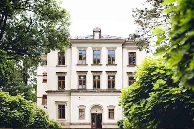 Die Villa Gückelsberg