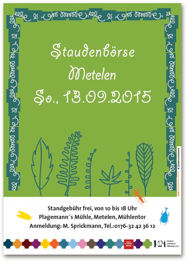 Flyer oder Handzettel, Plakat