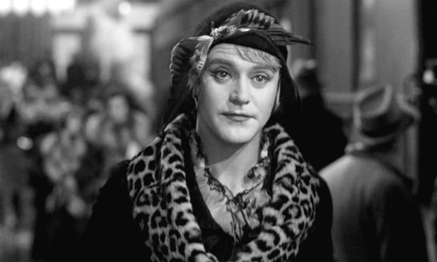 Jack Lemmon in Some Like It Hot