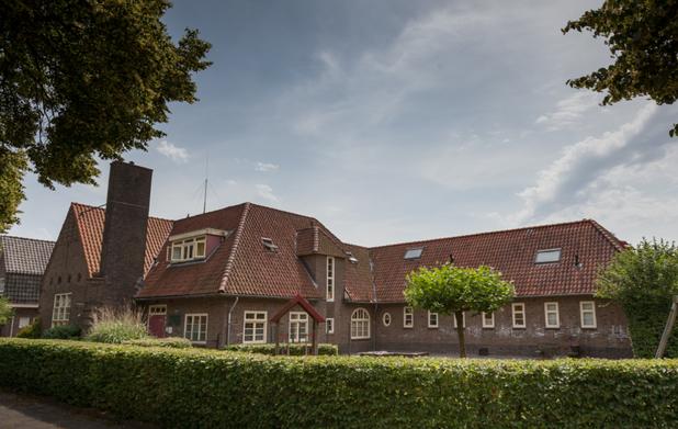 L. Adriaanseschool Zeist, architect Jan Stuivinga, gemeentelijk monument
