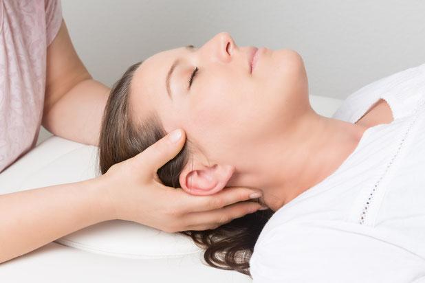 Craniosacraltherapie Physiotherapie Santewell Basel