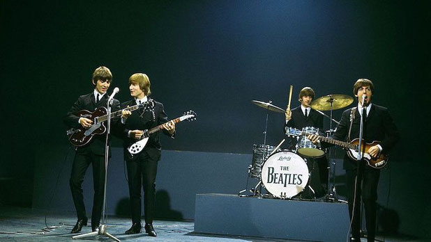 the Beatles cycle 3