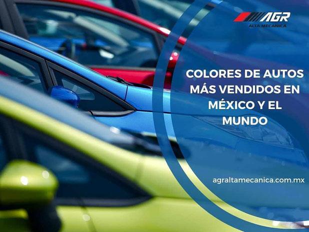 colores de autos - colores de auto