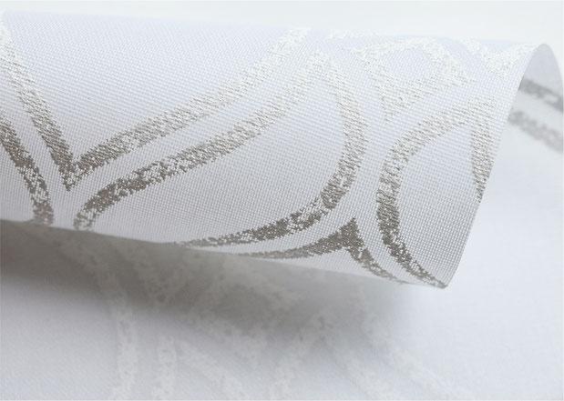 Ткань для рулонных штор Винтаж, белый