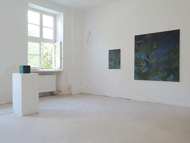 Künstlerhaus in Mecklenburg-Vorpommern / NOVOPO / Ausstellung