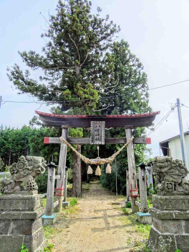 矢吹町 あゆり神社
