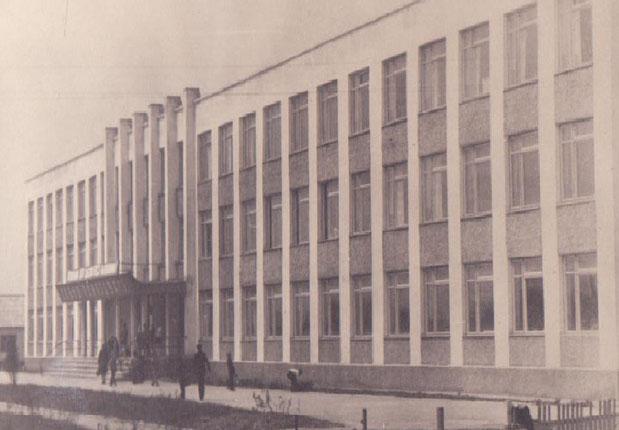 Чернышевская средняя школа