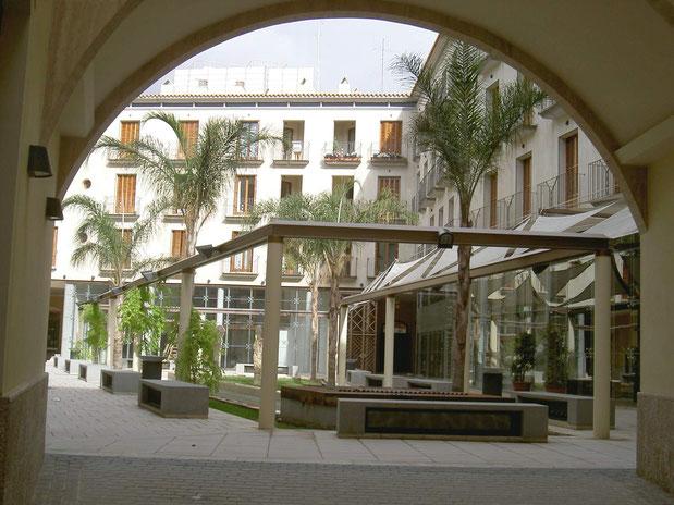 """Edificio """"Sa Clastra"""". Old Town. Palma de Mallorca."""
