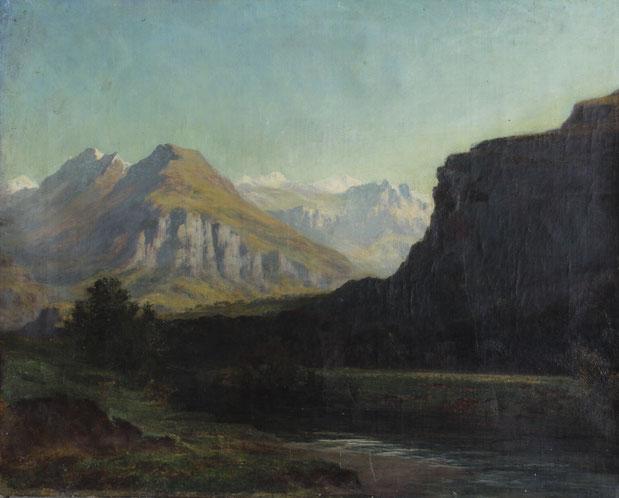Karl Lang Archiv Büsingen Thomas Burton Watkin Forster TBWF