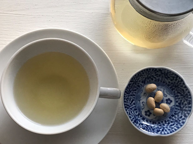 立春の漢方養生屠蘇散茶のイメージ