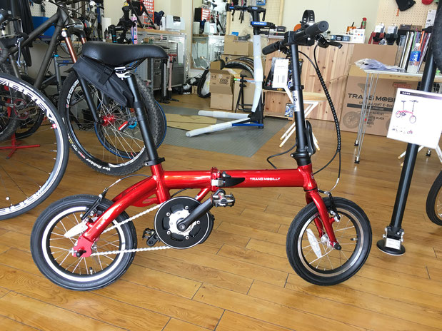 transmobilly  ultra light e-bike  香川県 高松市
