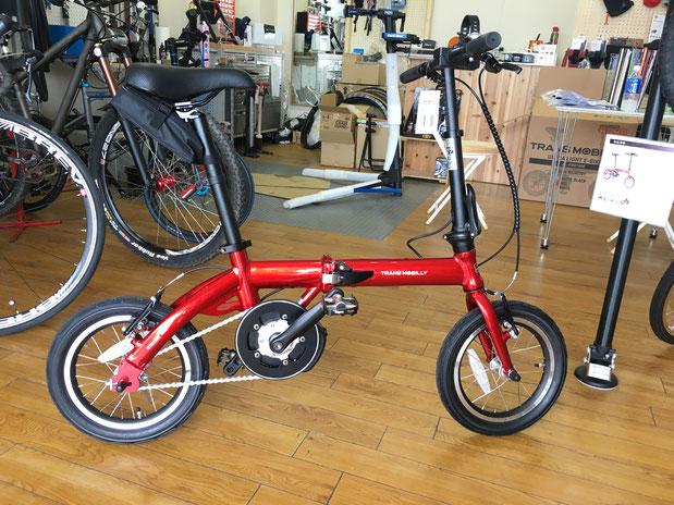 transmobilly  ultra light e-bike  香川県 高松市