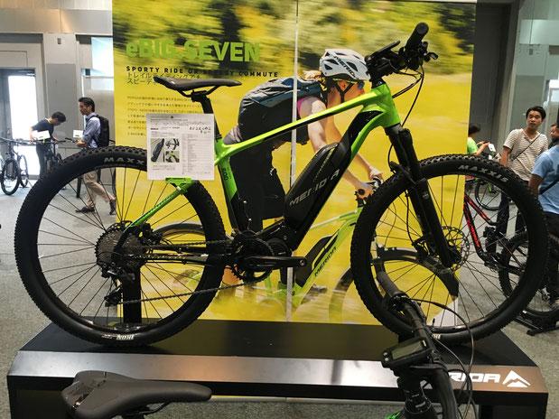 E-bike e-mtb   merida メリダ 高松 ebig.seven 600