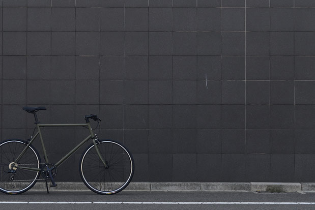 東京バイク マットブラック