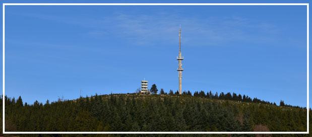 Hesborn, Sauerland, wandern, Aussichtsturm, Winterberg
