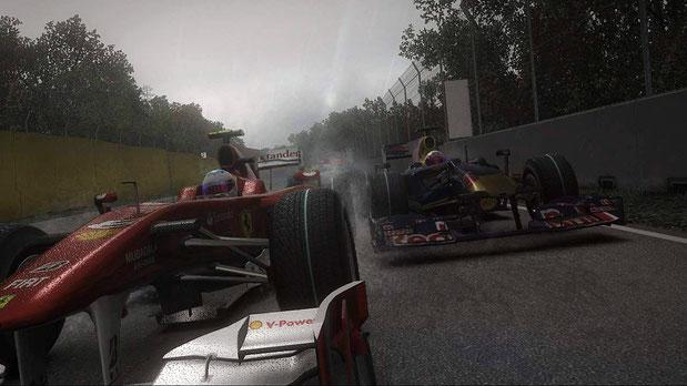 Formel 1 Spiele - F1 2010: Formula 1