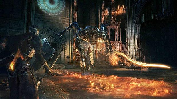 Beste PC Spiele: Dark Souls 3