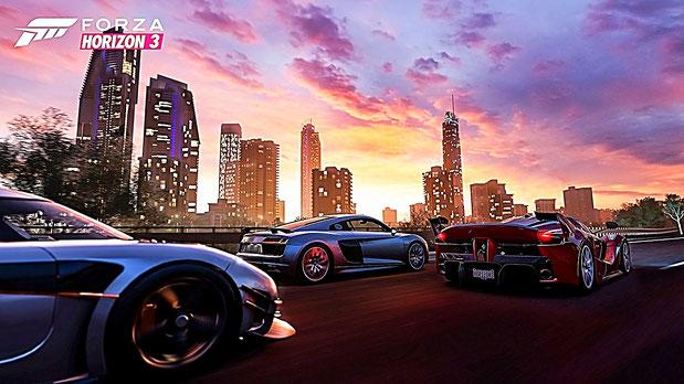 Xbox One Spiel: Forza Horizon 3