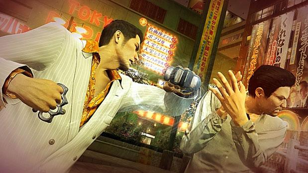 Yakuza 0 für die PS4