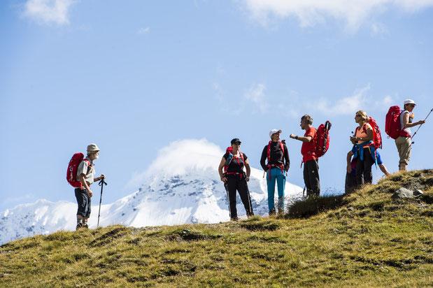 Wanderleiter Wandern Meyer's Naturerlebnisse Zermatt Hike