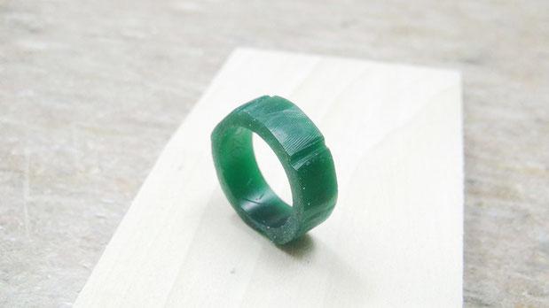 誕生日に贈る手作り指輪