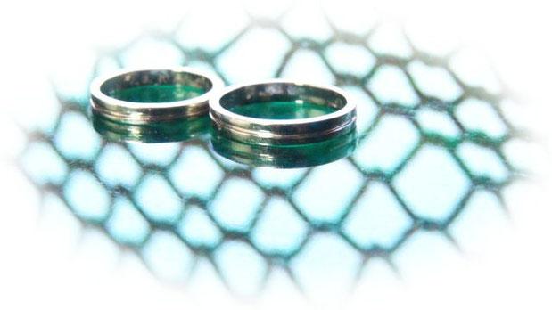 結婚指輪の新品仕上げ