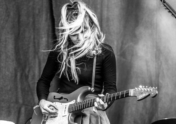 "Julia Stone live @ ""Southside"" Neuhausen ob Eck. Foto: Marian Hepp"