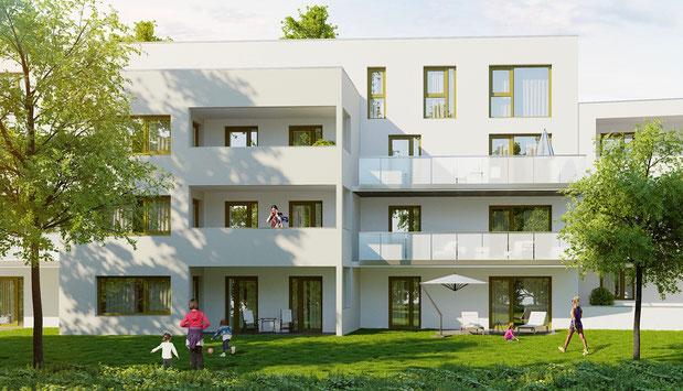 Neubau Wohnung kaufen Markkleeberg