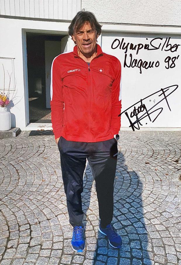 Autograph Marcel Rohner  Autogramm
