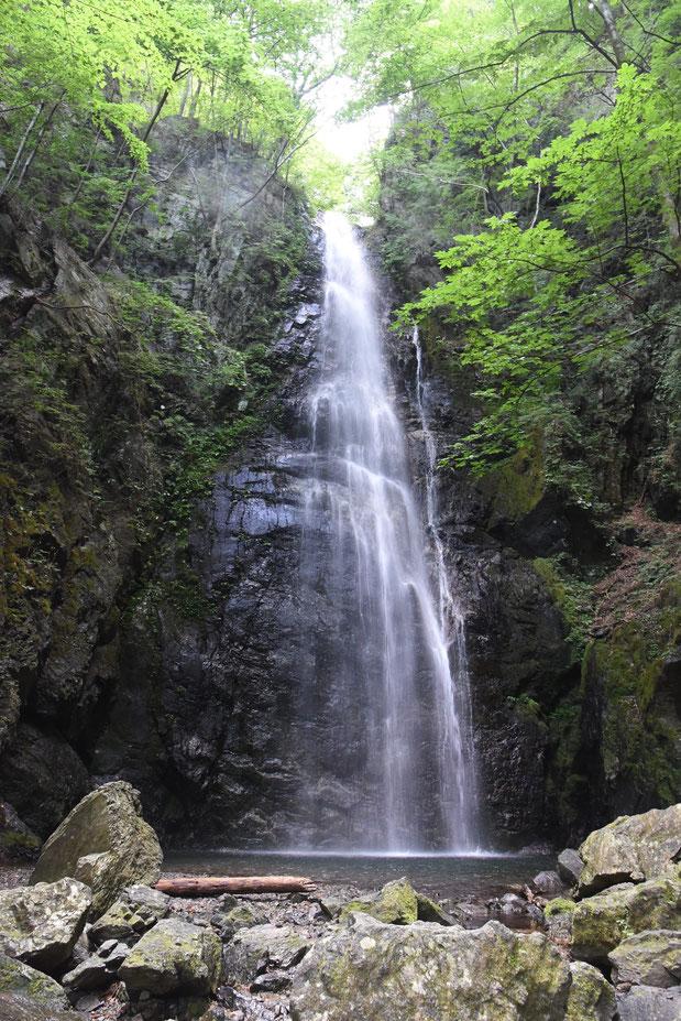 オサモミ整体院 登山 百尋の滝