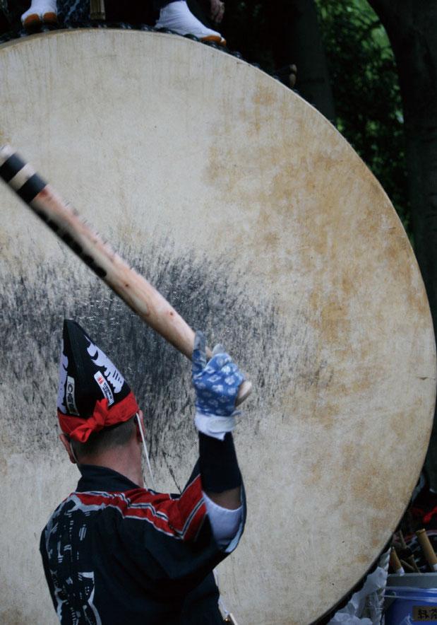 〈KURAYAMI MATSURI: Okunitama Shrine Festival〉Fuchu, TOKYO ⓒreal Japan 'on