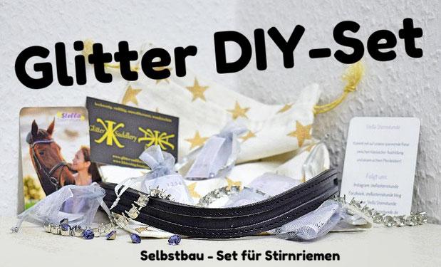 DIY Glitter Set: mache deinen Stirnrimen selbst.