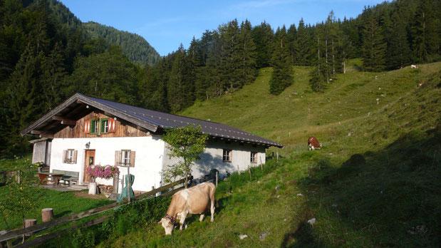 Selbstversorgerhütte Tirol