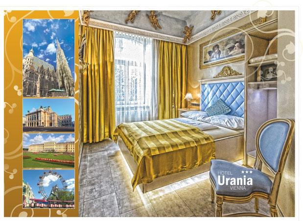 Buchen Sie günstige Hotels in Wien Nähe Zentrum auf www.hotel-urania.at
