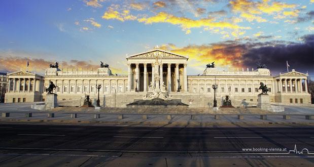 Silvesterlauf in Wien, Buchen Sie günstige Hotels in Wien Nähe Zentrum auf www.hotelurania.at