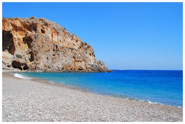 Agio Farago Schlucht Kreta Wandern Schluchtenwanderung