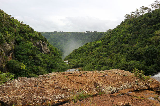 Tamarin Falls - Mauritius