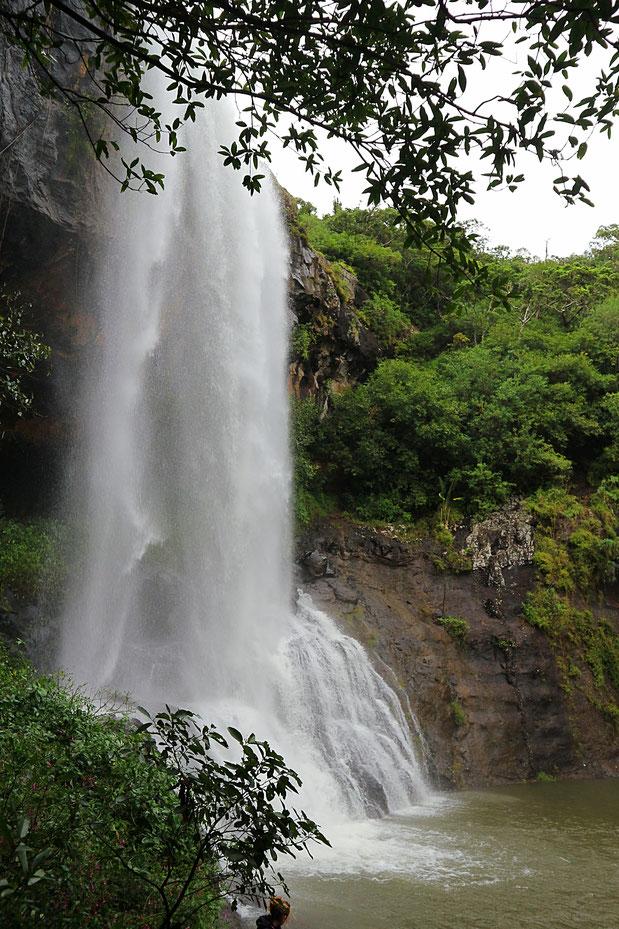 Tamarin Falls - Mauritius Süden Sightseeing must see