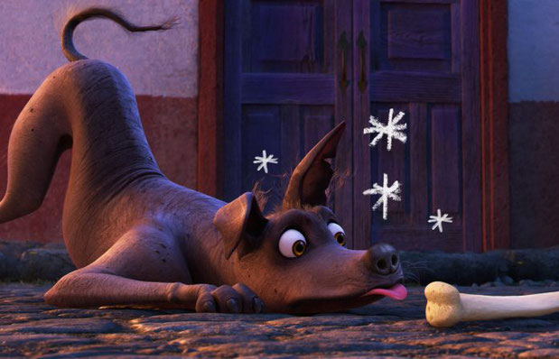 This Is How Dante The Cute Dog From Coco Movie Was Created