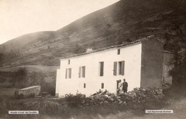 Villeraze maison