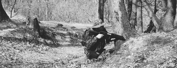El arte de la guerra - el bosque