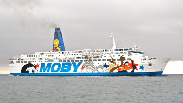 Moby Corse.